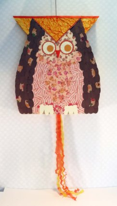 Paper Craft Owl