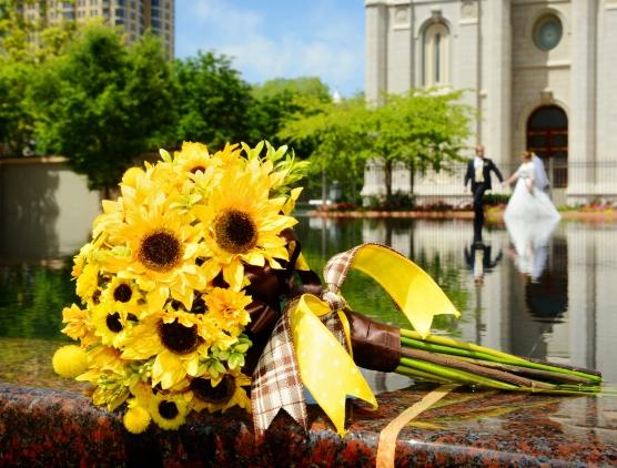 Sunflower bouquet (1)